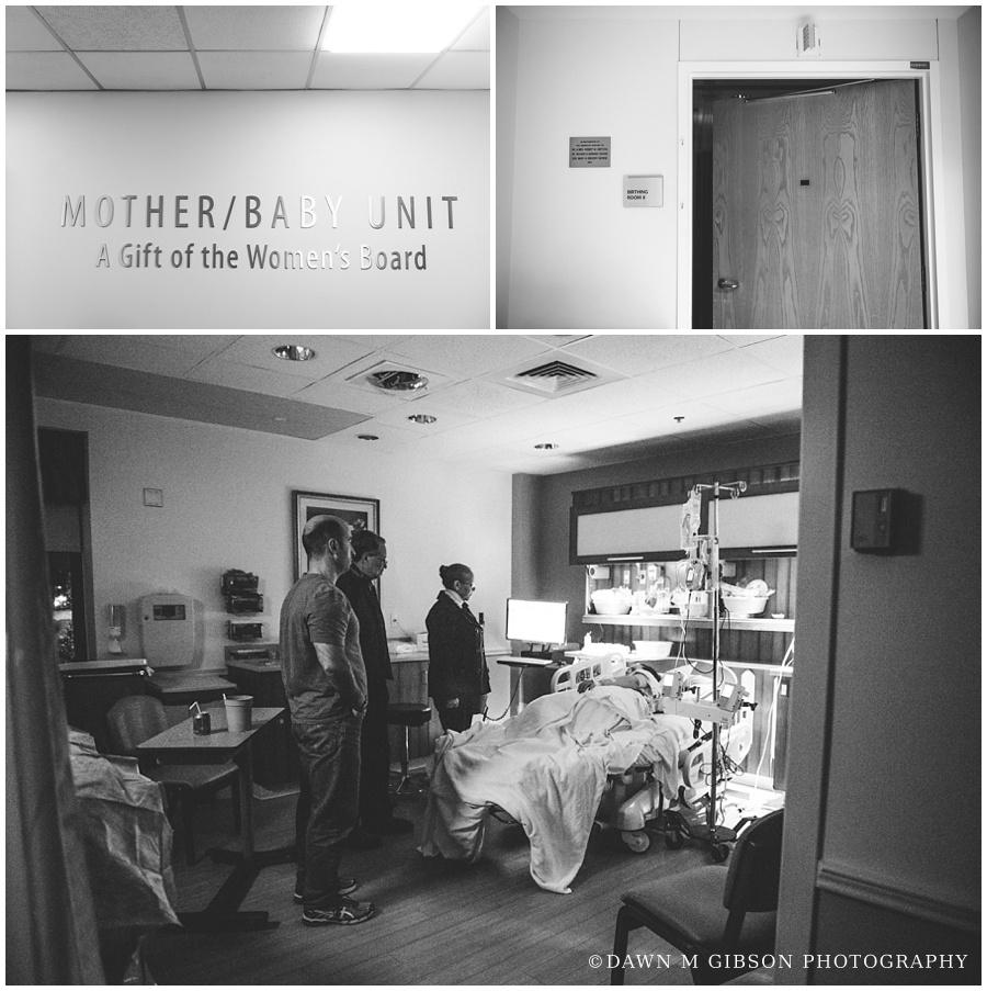 Alexandra + Daniel's Birth Story