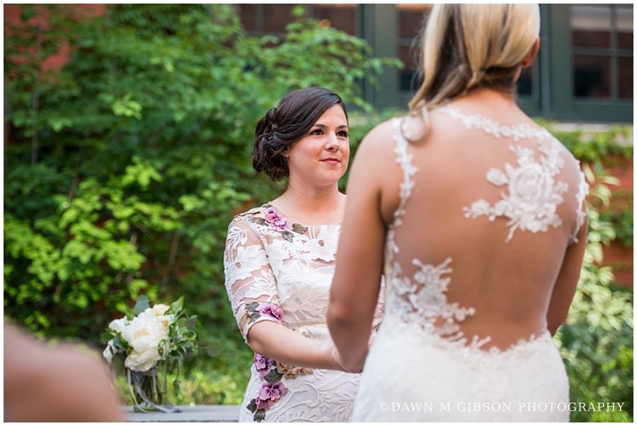 Judy + Becca's Wedding Day