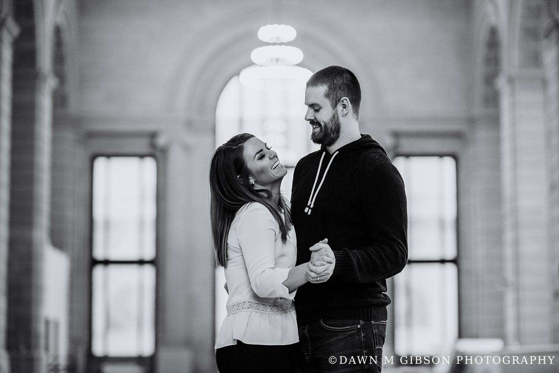 Danielle + Tom