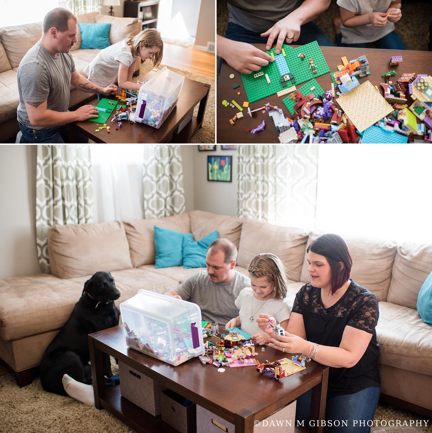 Buffalo Documentary Family Photographer | Achatz Family