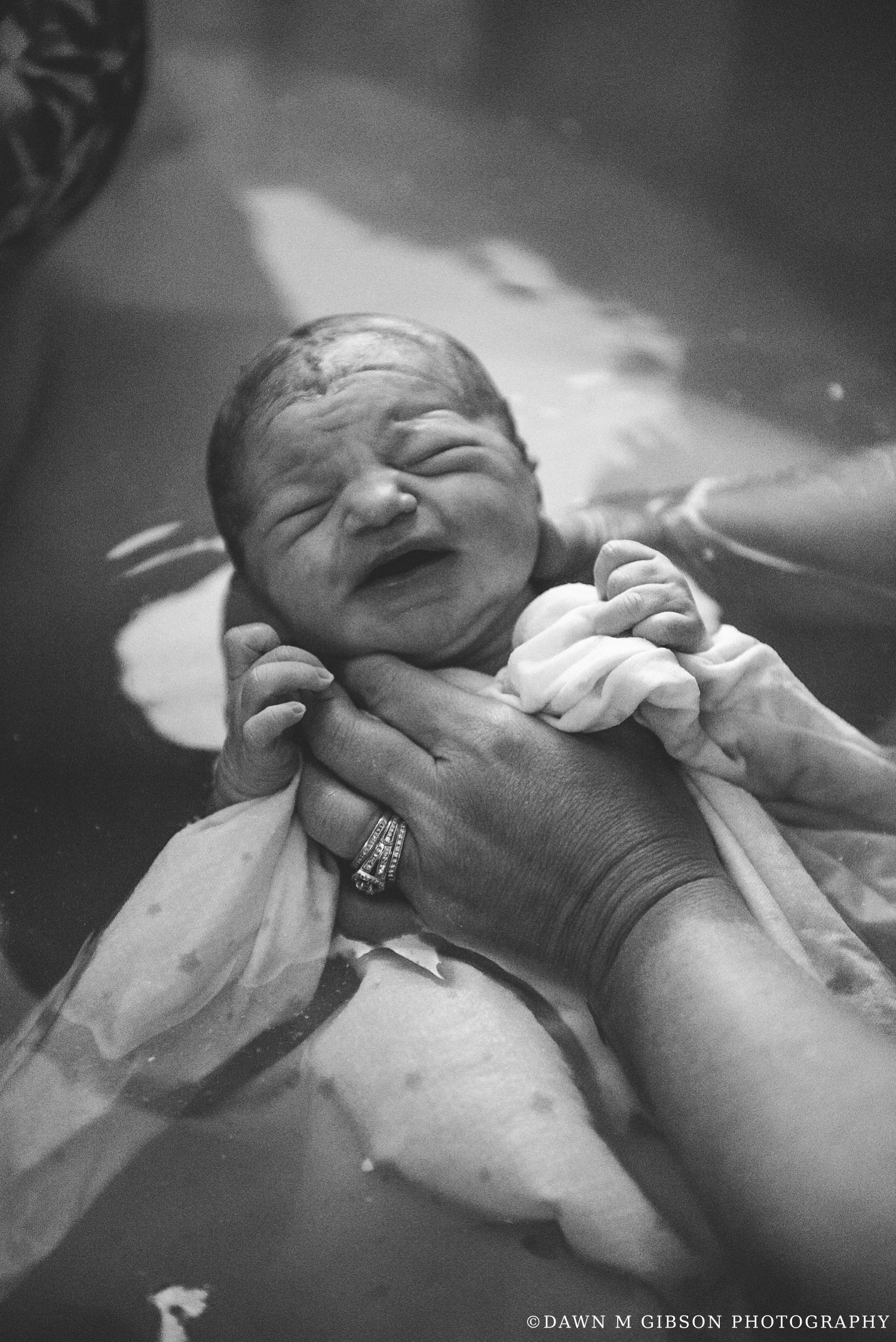 Arena Birth Story