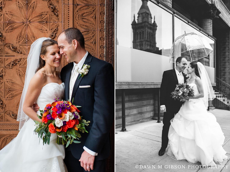 Anne + Matt's Wedding Day