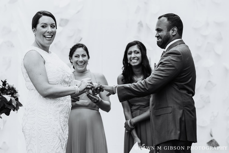 Alexis + Krishna's Wedding Day