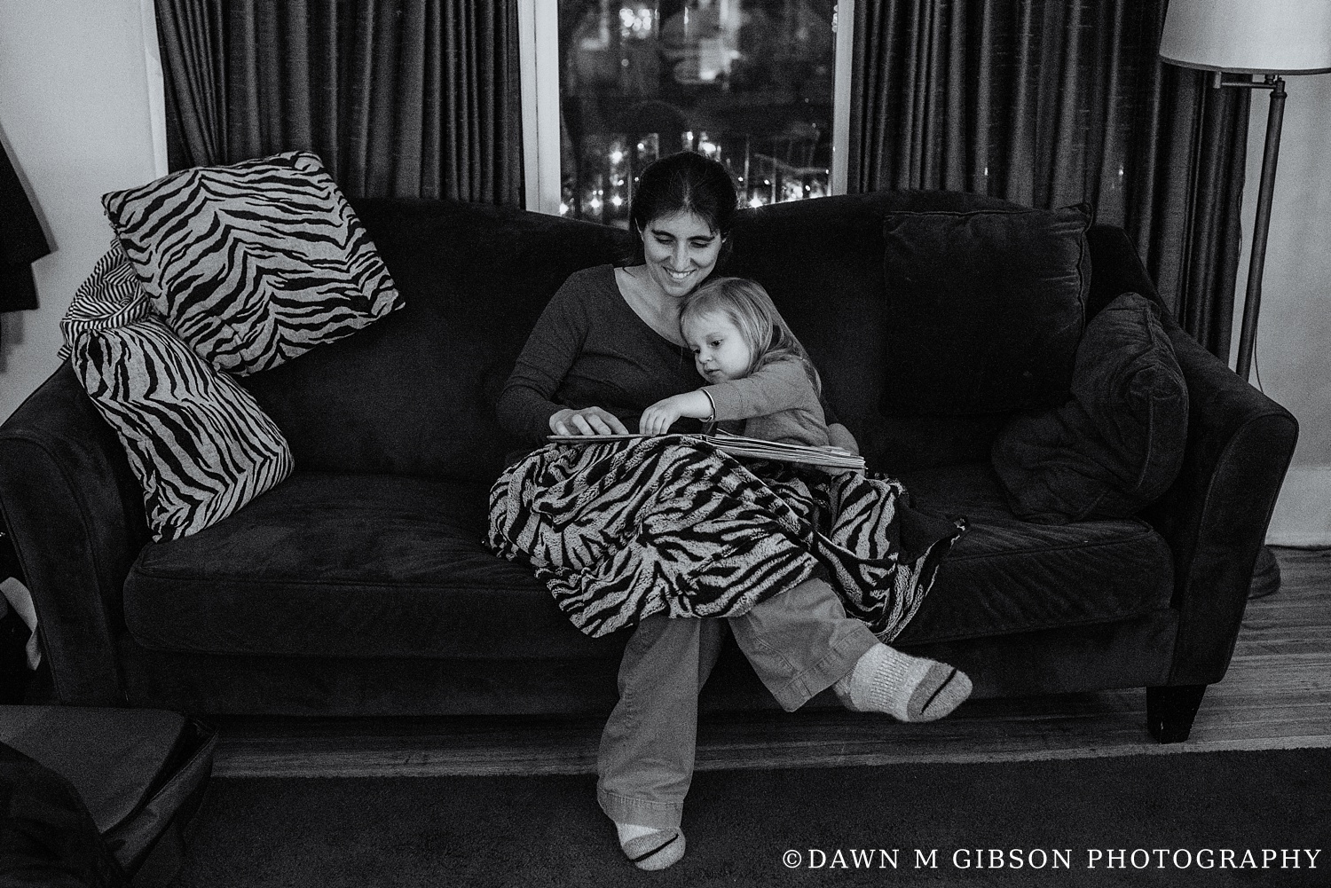 Birth Story Photos by Dawn M Gibson Photography