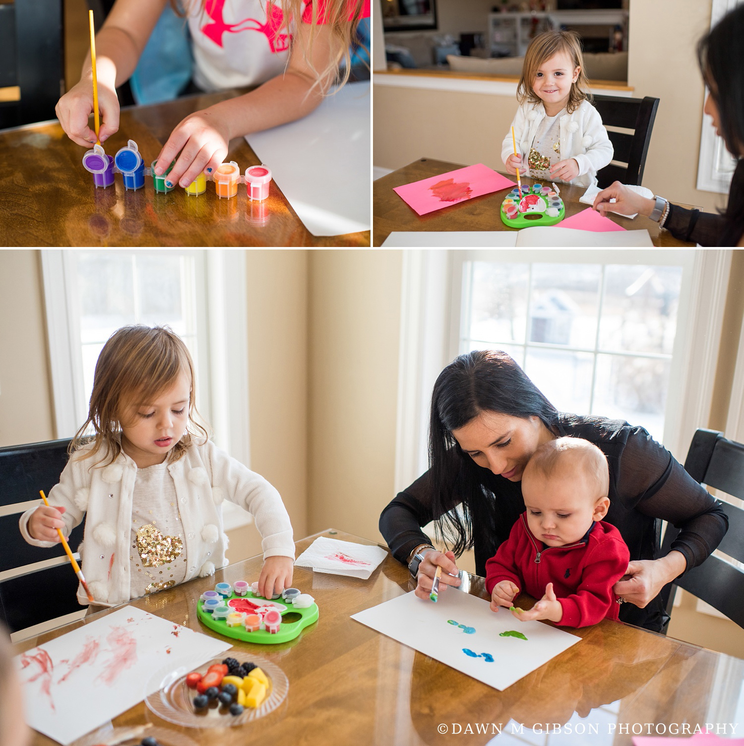 Real Life Family Session Dec 2017