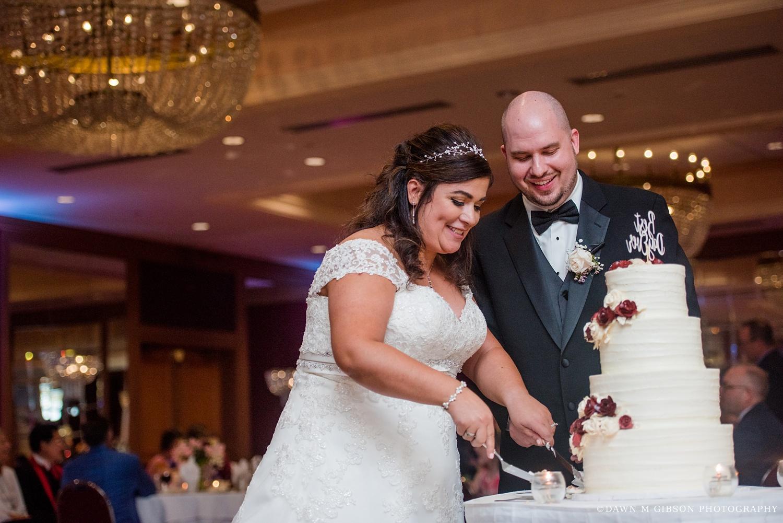 Catherine + John's Wedding Day