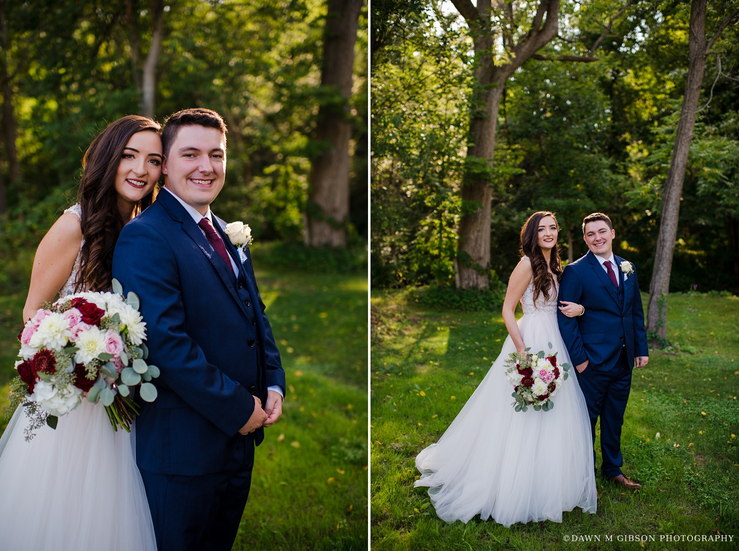 Carly + Paul's Wedding at The Sinclair of Skaneateles