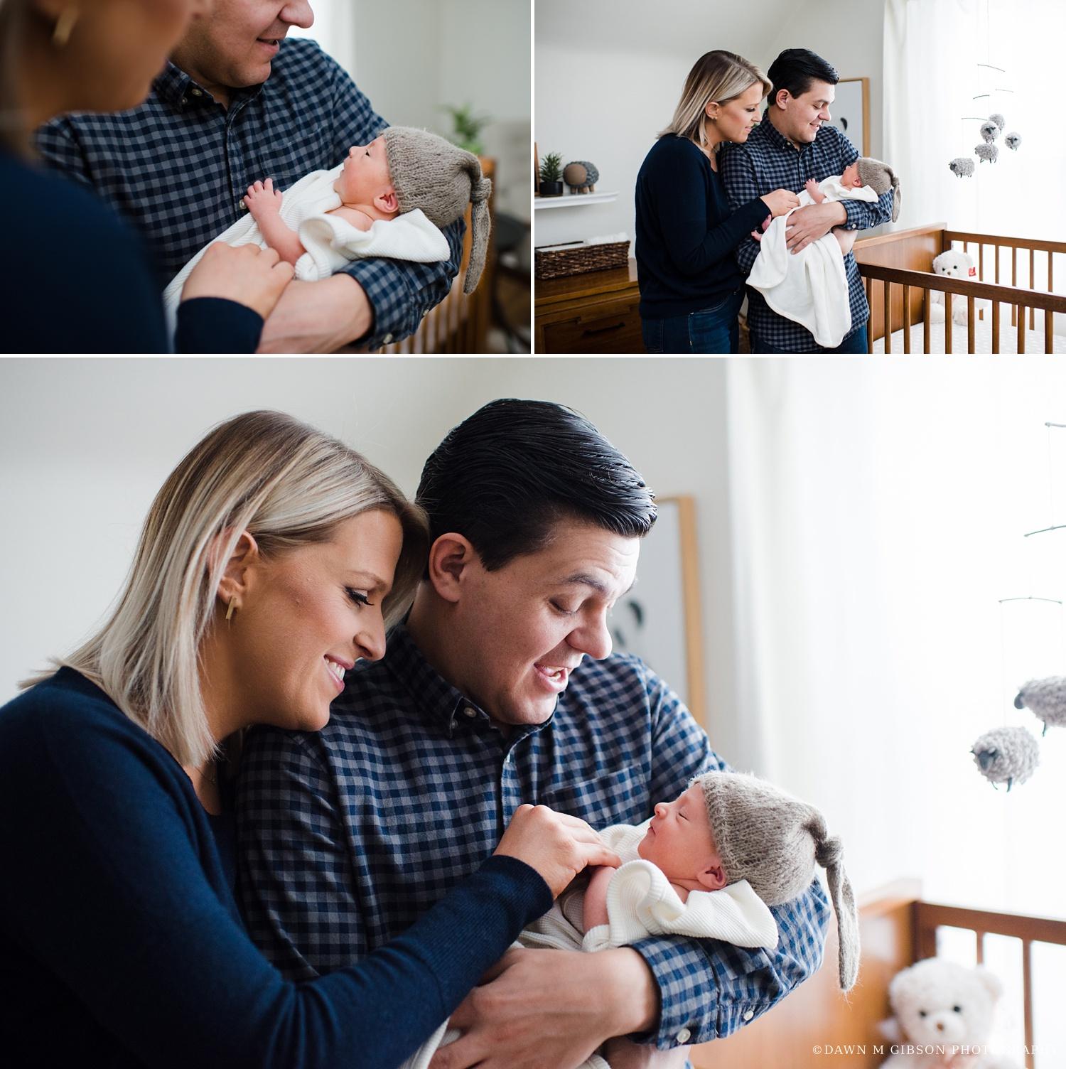 Finnegan Newborn