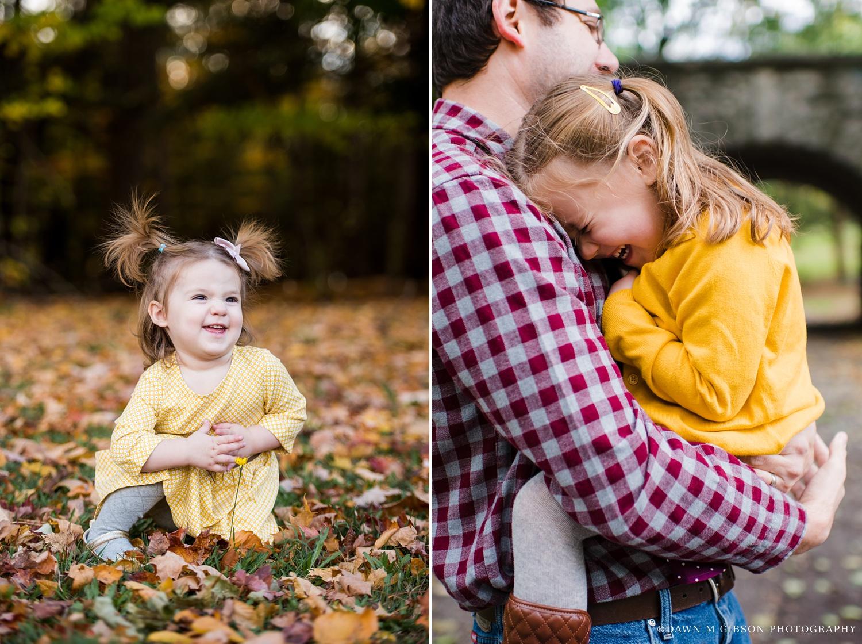 Fall 2017 Family Mini Session - White Family