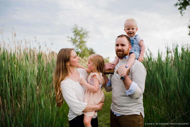 Flateau Family Summer 2019