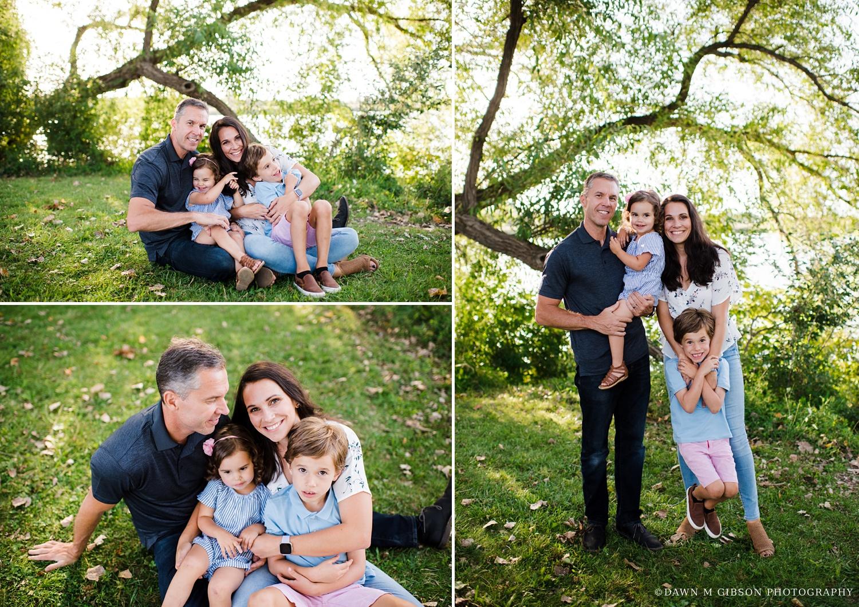 Aubertin Family Summer 2019