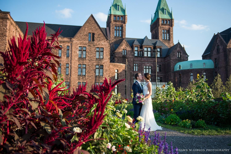 Kate + Alex's wedding day
