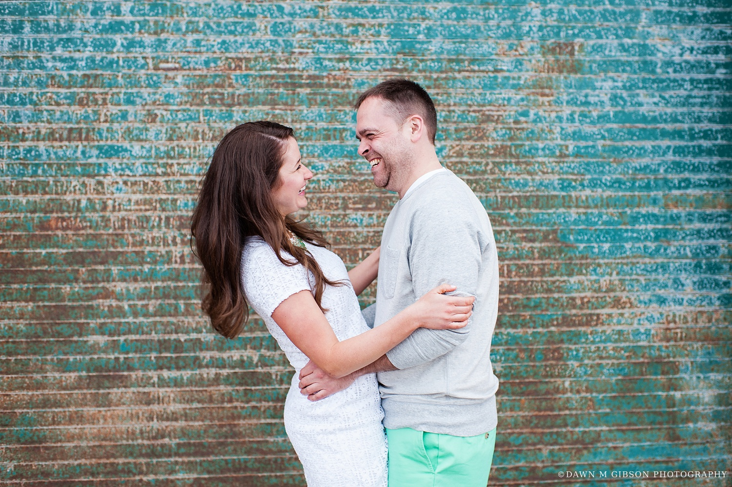 Ashley + Rob's Engagement Session