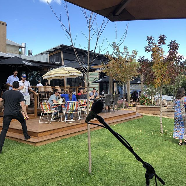 Playing your favorite tunes from 1-4pm today at the Uraidla Hotel 🍻🎶☀️
