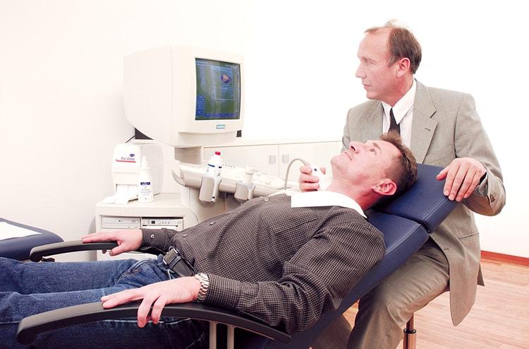 Ultraschalldiagnostik