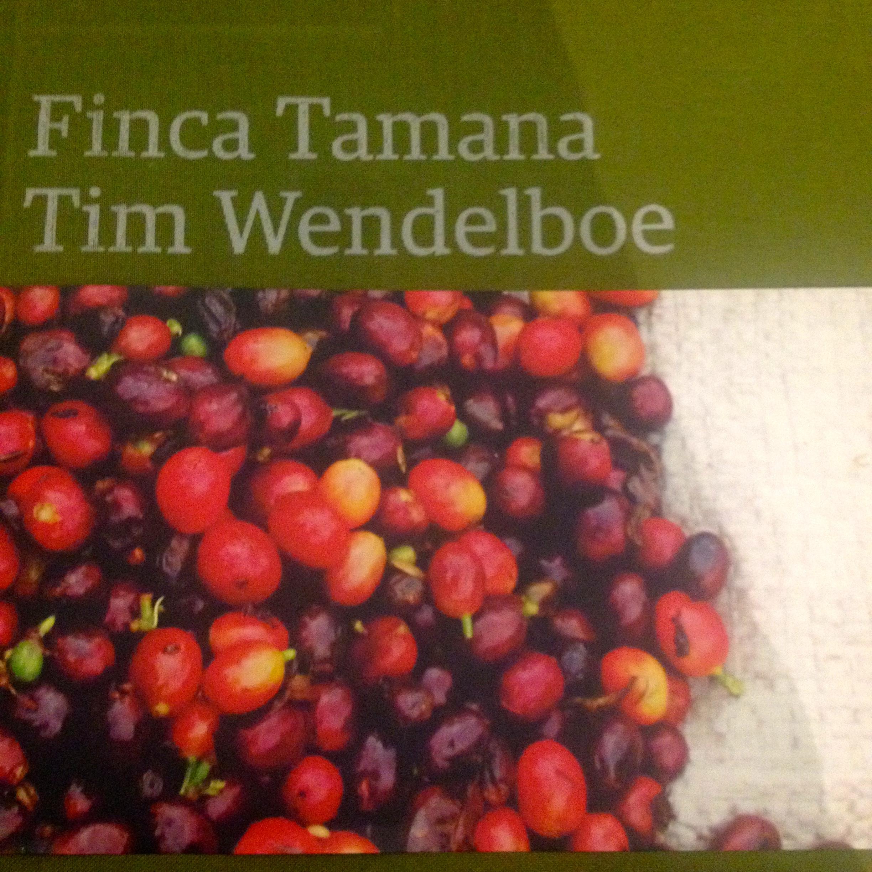 Finca Tamana book cover.
