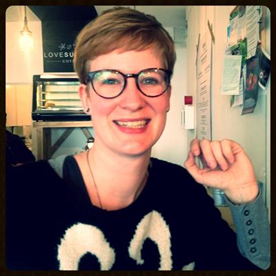Isa Verschraegen, Barista Guild of Europe Coordinator.