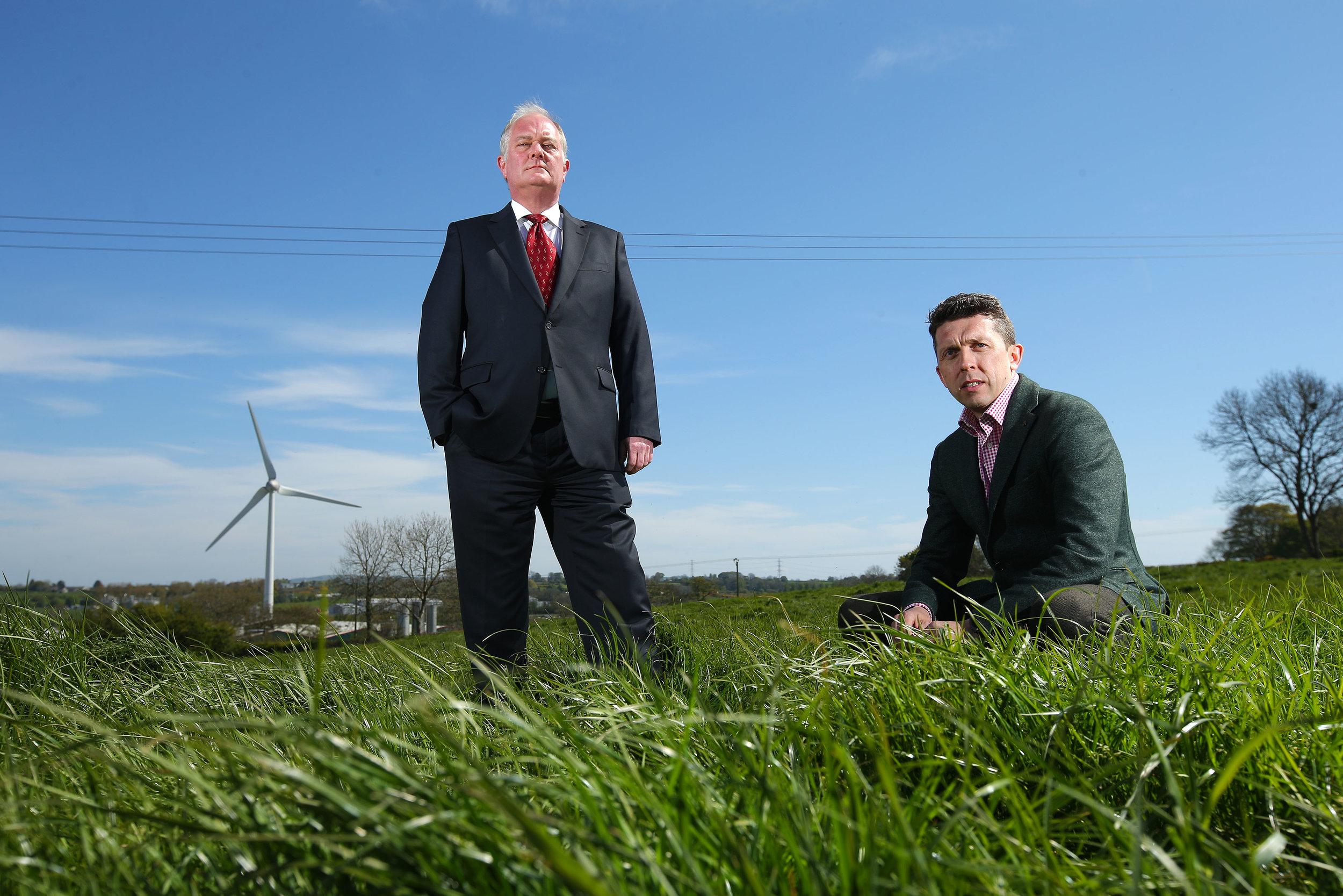 James Gibbons LLB & Conor Devine MRICS of Clearpath Finance