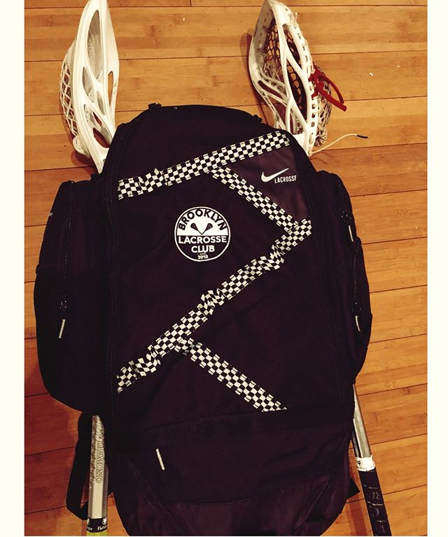 👊🏾✌️Tired of struggling to carry all that lacrosse gear?  We were too.  So we decided to get our team some of these dope Nike Faceoff backpacks.  They hold everything- helmet, gloves, shoulder & elbow pads, uniform, cleats, sticks, water bottle, keys, phone... everything!🥍🥍🥍 Win one that is Brooklyn Lacrosse Club embroidery-branded: 1. Like the photo 2. Follow us 3. Comment below on where you play, your favorite dodge, and tag a friend!👥 We'll pick a lucky winner on Friday March 8, 2019 via DM.  So keep it classy and check your messages.  You just might hear from us.🗣 From Brooklyn, but don't play yet?  Register for the spring season! https://www.brooklynlacrosse.org/registration  #Spring #nike #lacrosse #backpacks #brooklyn #lax #fresh #tellafriend #contest #whatsinthebag #club ***This contest is in no way sponsored, endorsed or administered by, or associated with Instagram ***