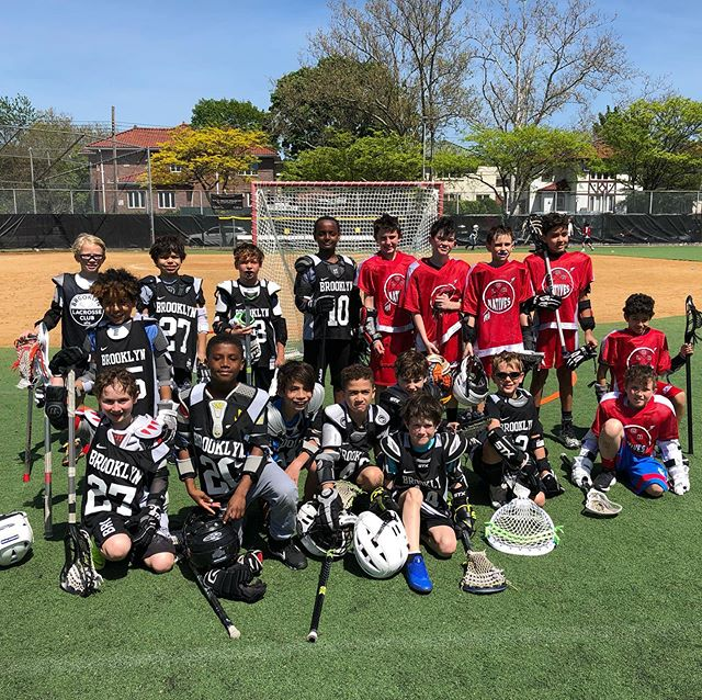 The future of men's lacrosse 🥍 #brooklynlacrosseclub #lacrosse