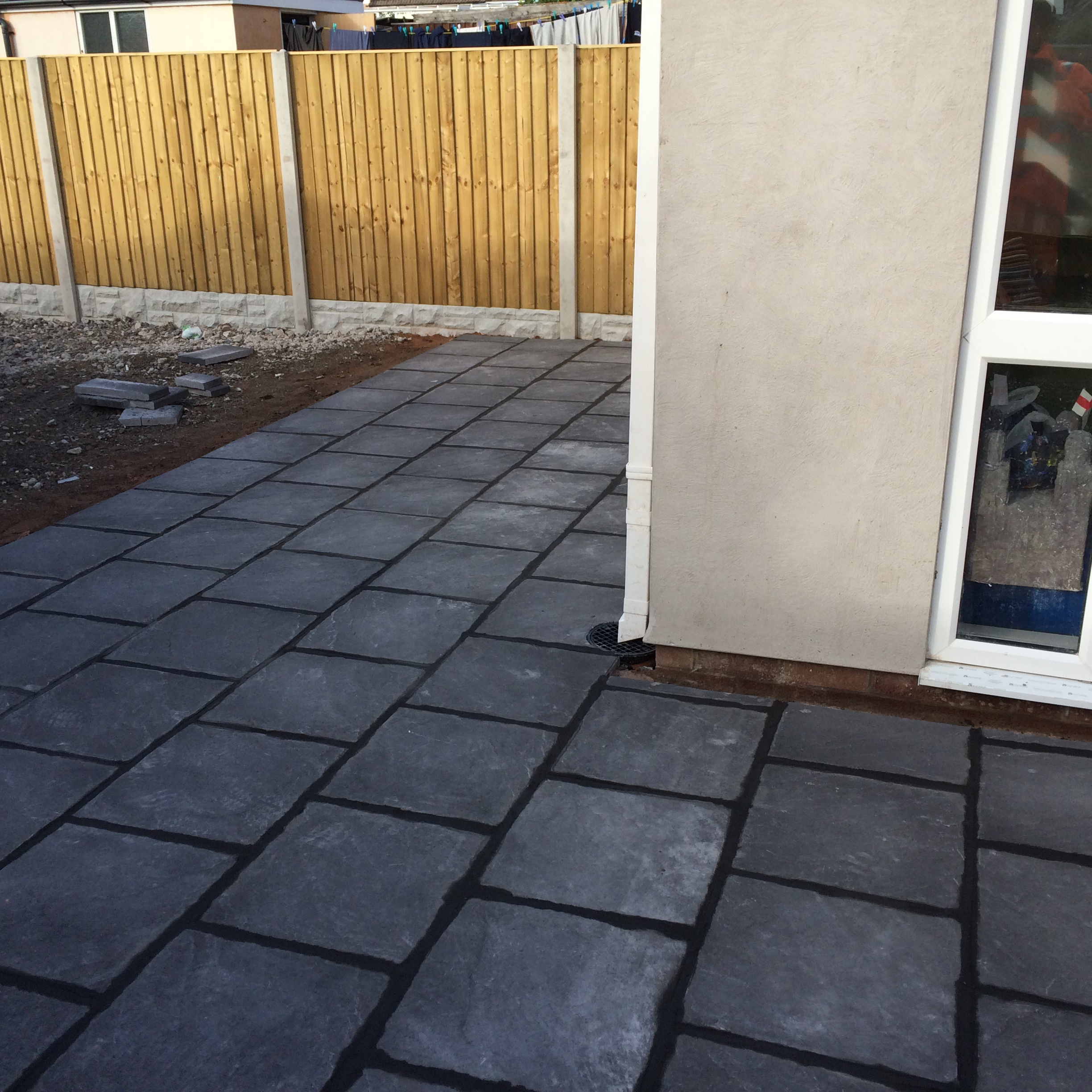 Patio & Fencing