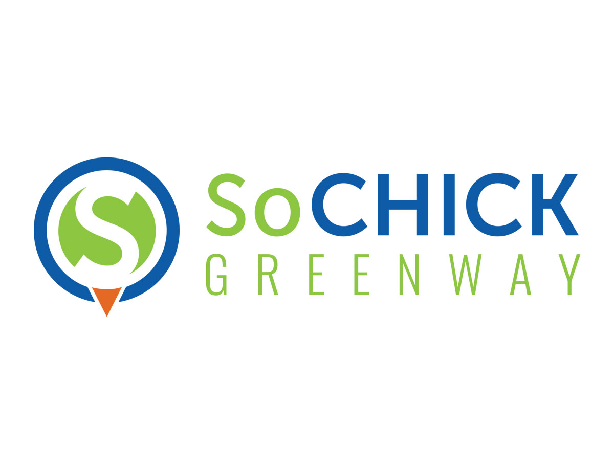 Chosen Logo for Re-branding of South Chickamauga Creek Greenway