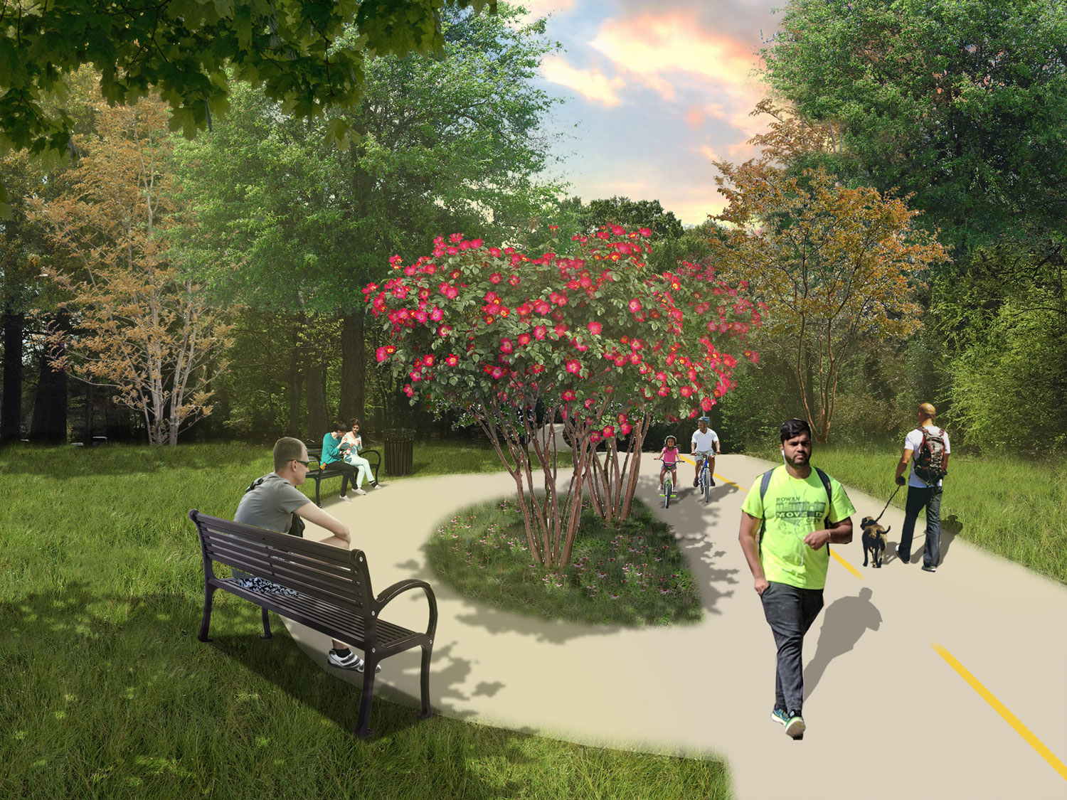 Proposed Greenway Trail