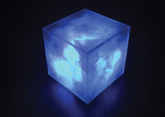 The Tesseract of Asgard (From Avengers)
