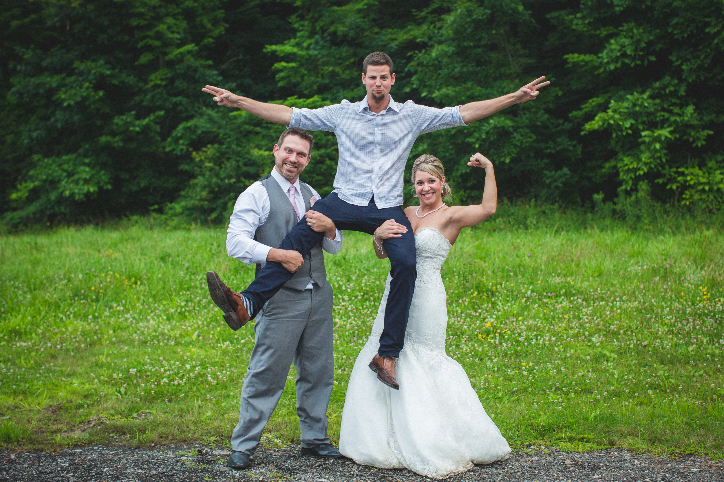 Wedding at meadow ridge events | cleveland wedding photography