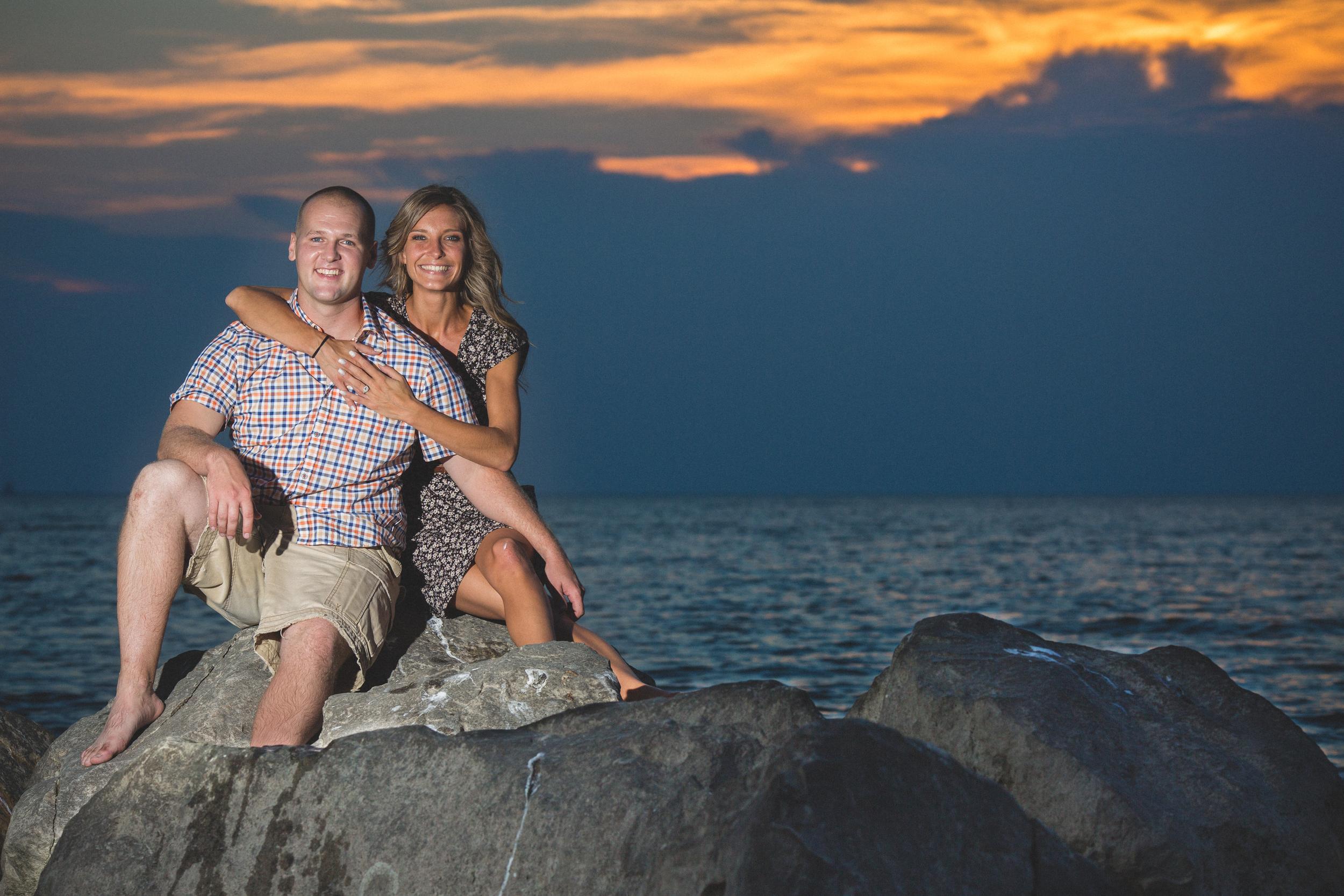 Cleveland Engagement Photographer
