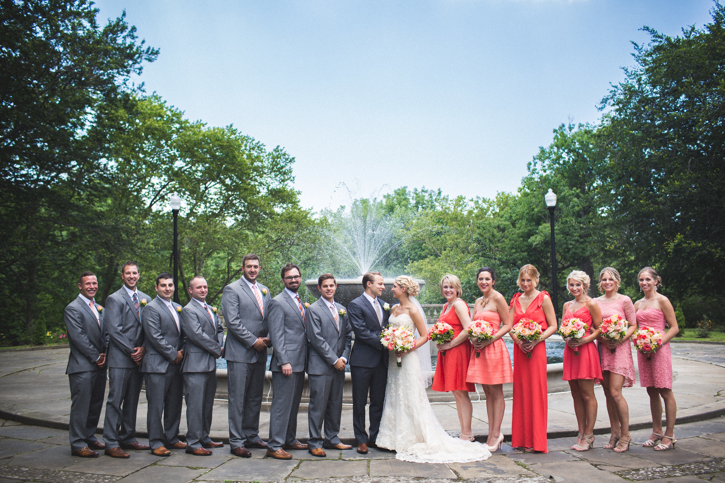 Cleveland wedding photographer | Wedding at w78th street smart space