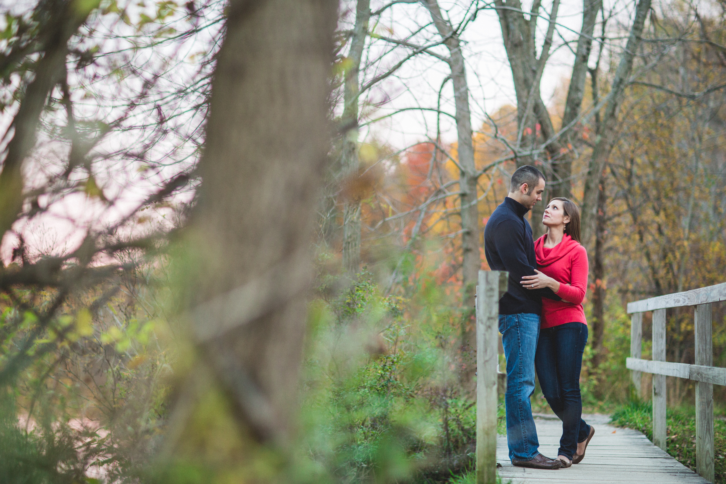 cleveland engagement photography