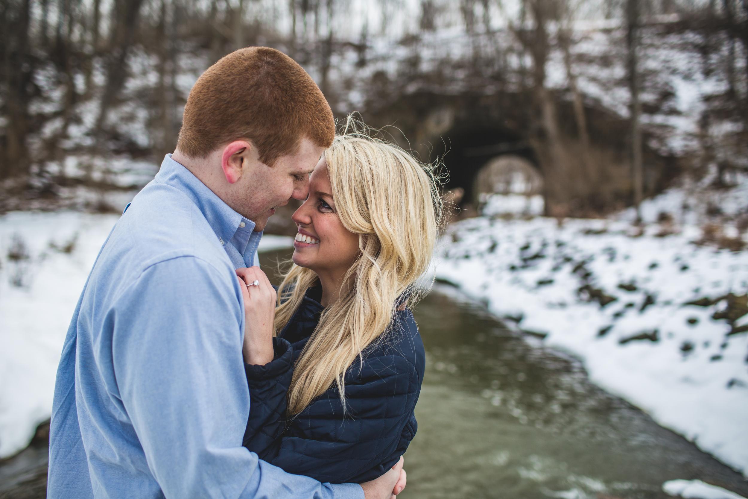 Celveland Engagement photographer