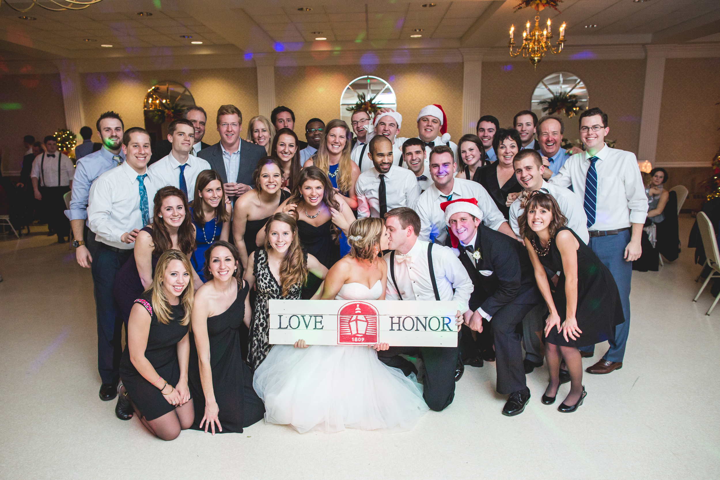 Janelle and Mike wedding at toms country place // cleveland wedding photographer