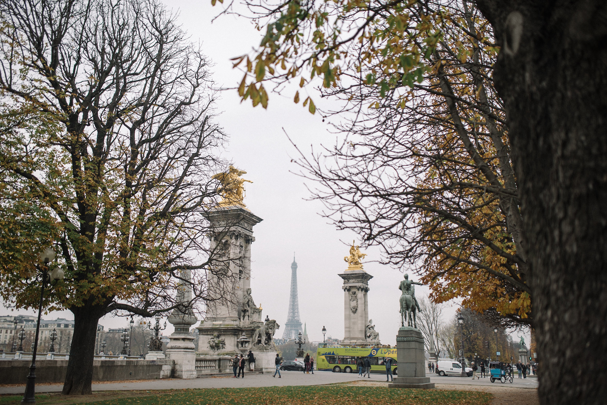 Paris Eurotrip with elopement photographers Nick plus Danee