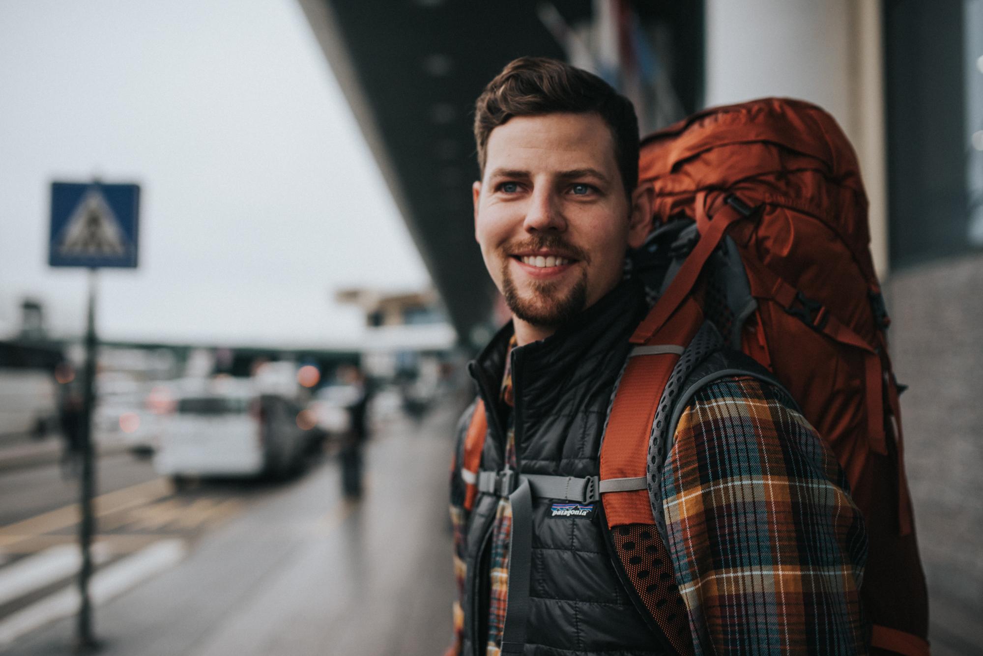 Nick plus Danée Adventure Photographers