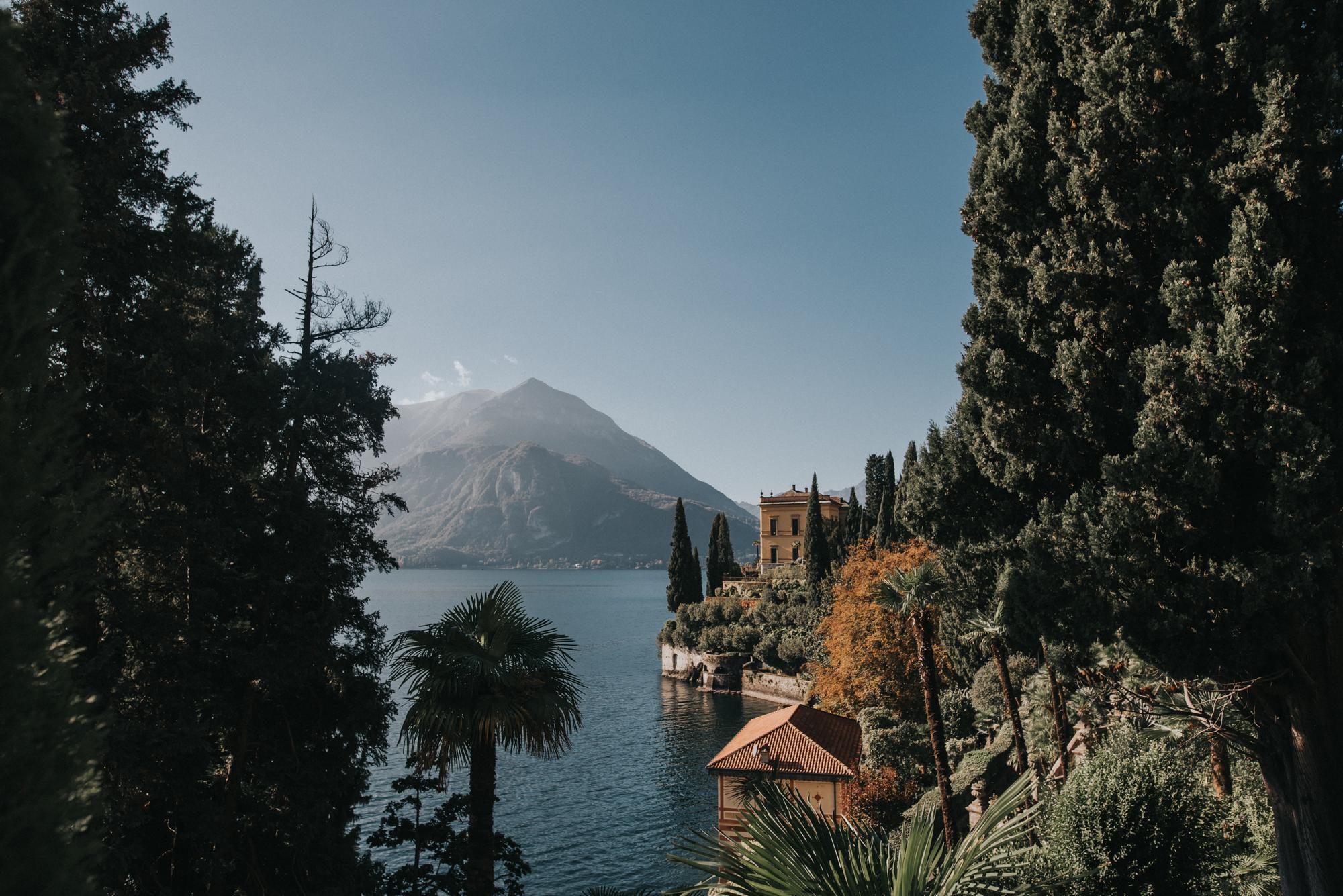 lake como italy travel photography
