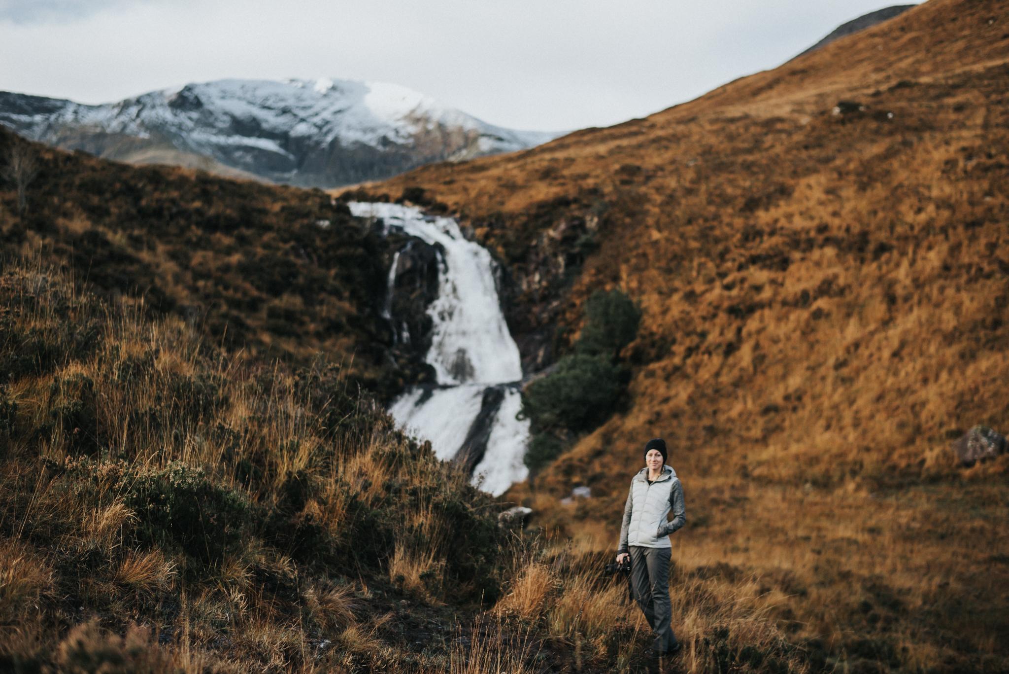 Eurotrip Camping Scotland and Isle Of Skye