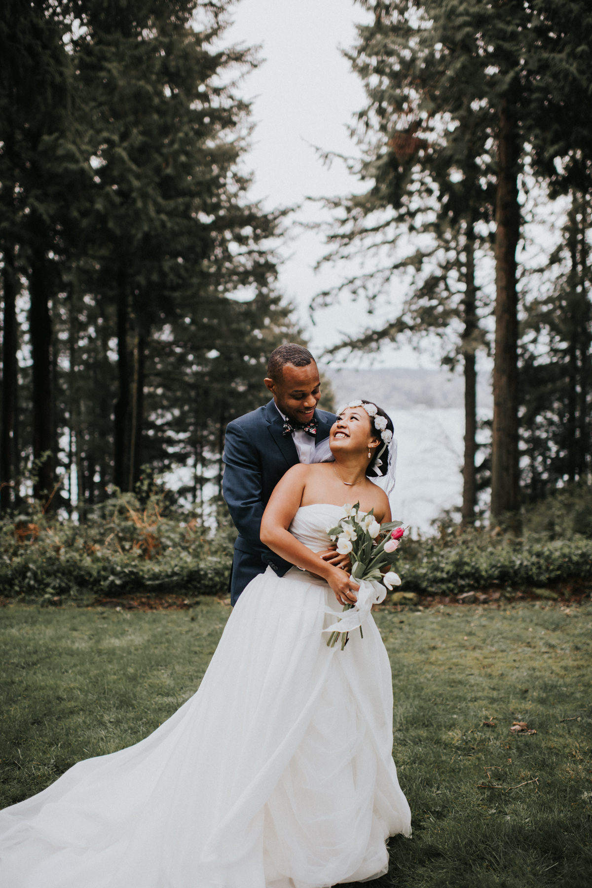 Wedding at Canterwood Country Club in Gig Harbor | Cassie & Payton
