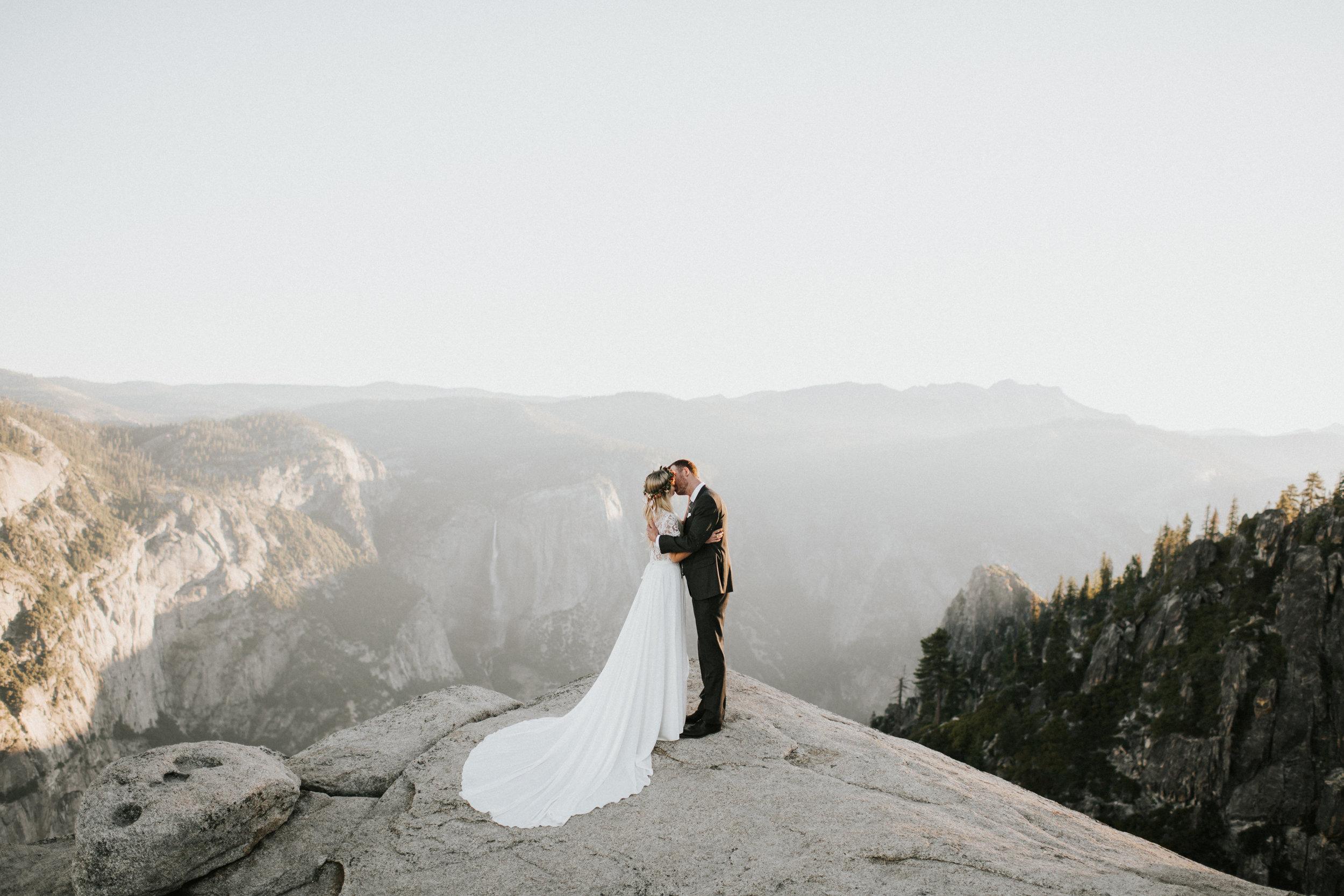 KiKi & Avram - Yosemite National Park