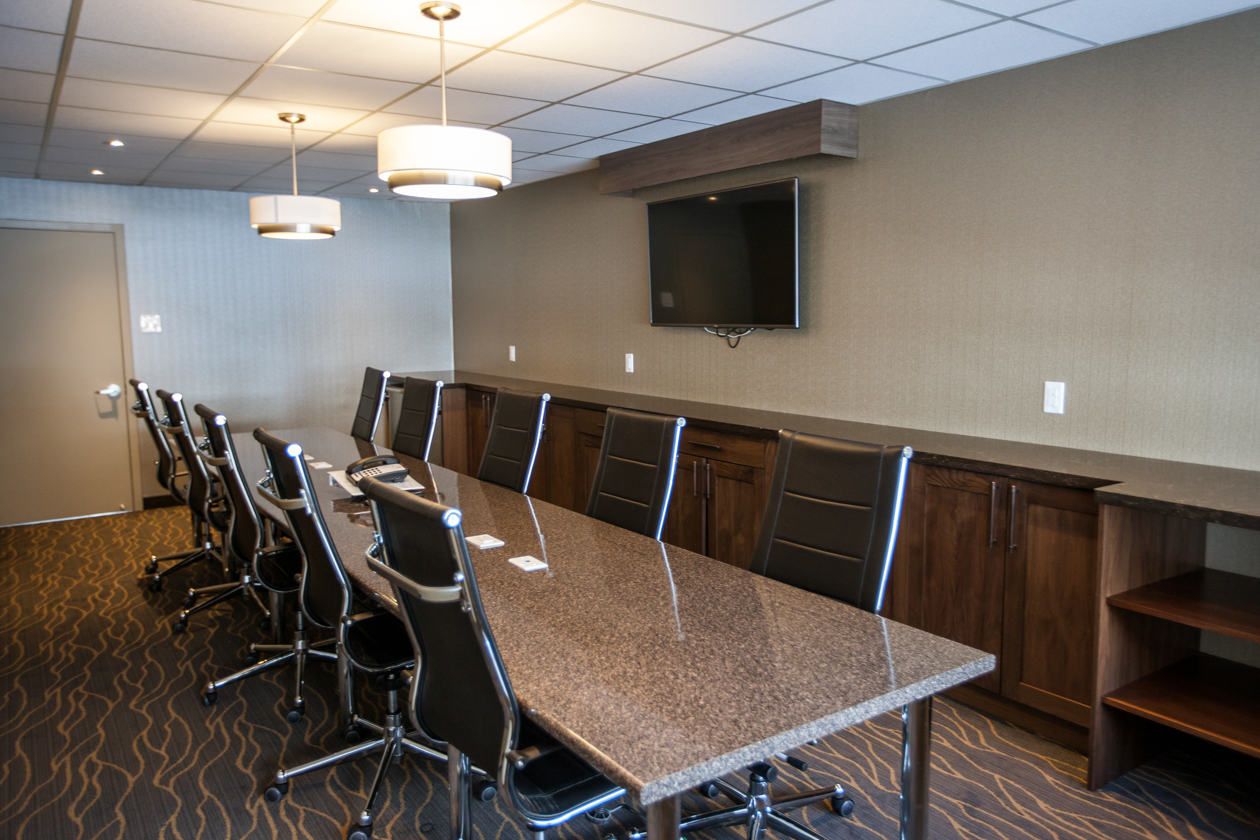 Maple Valley boardroom