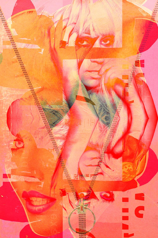 LADY GAGA - DEBBIE HARRY #03