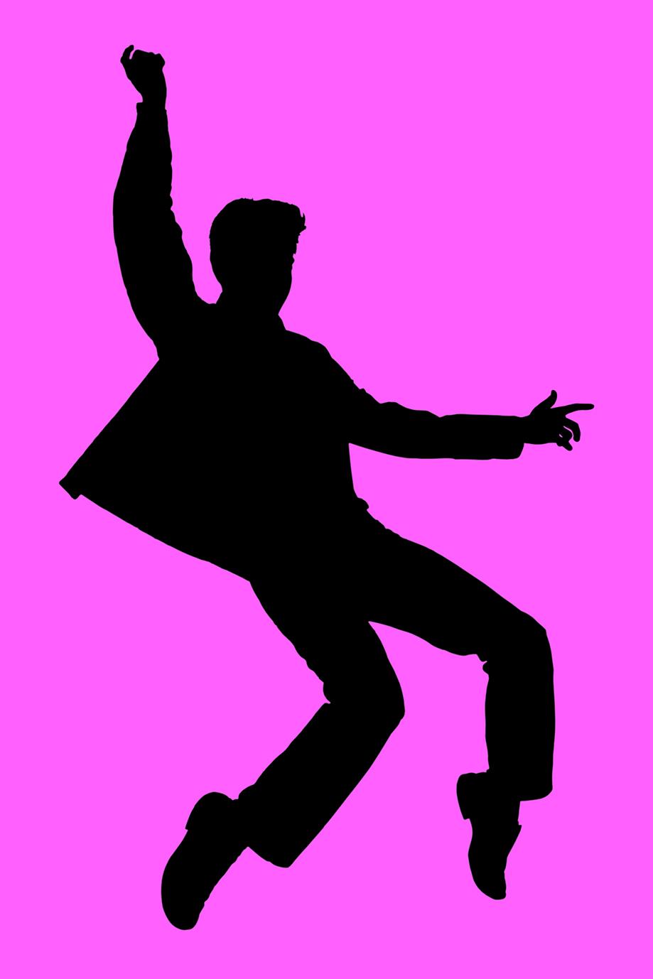 ELVIS DANCE BLACK