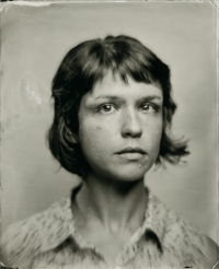 8x10 Tintype by  Jay Gould , Baltimore, 2018