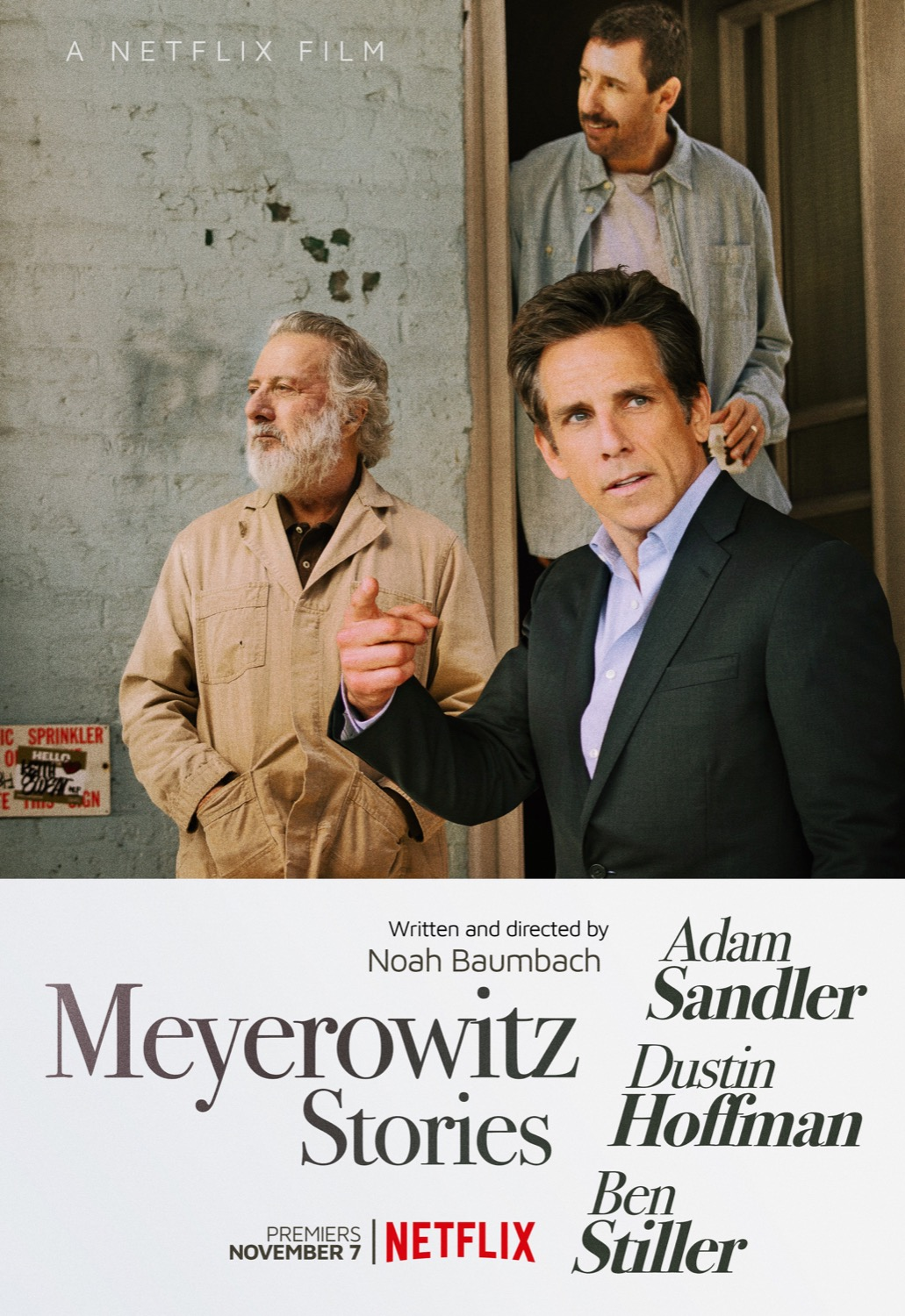 Meyerowitz Stories