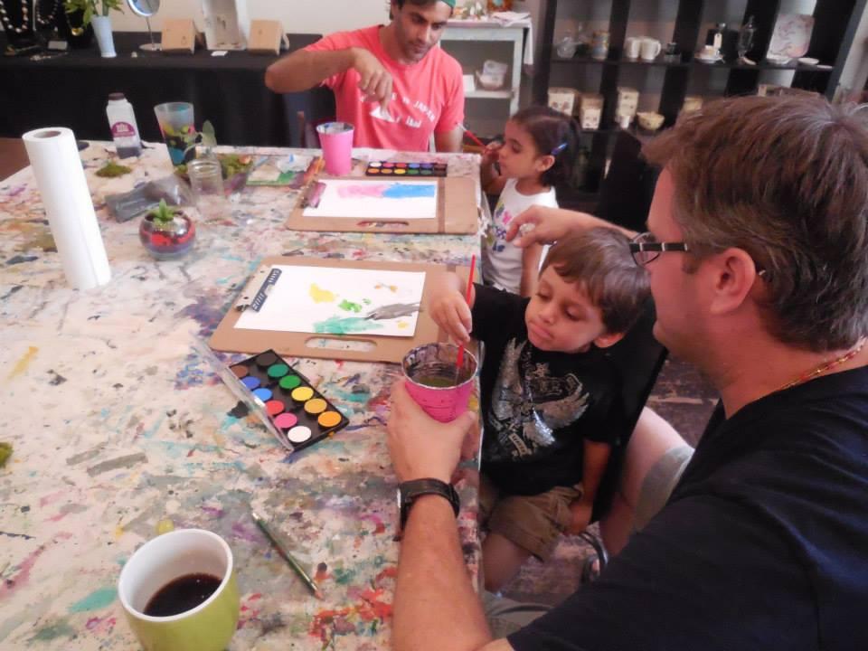 Family Painting Chicago One Strange Bird.jpg