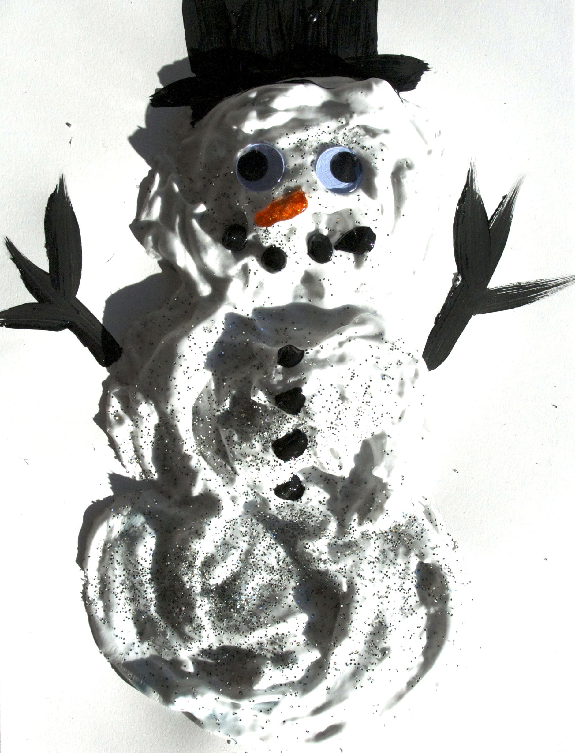 snowman-kids-art-project