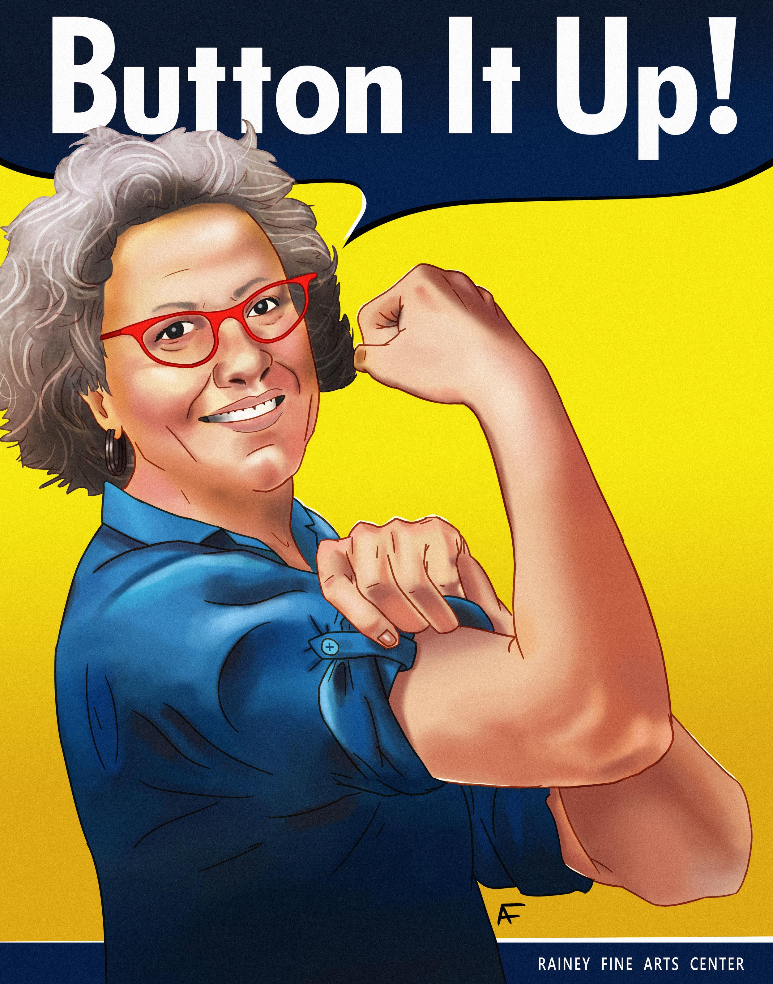 Frazier_Parody Professors Series_ Button It Up!_Digital Art_11inx14in.jpg