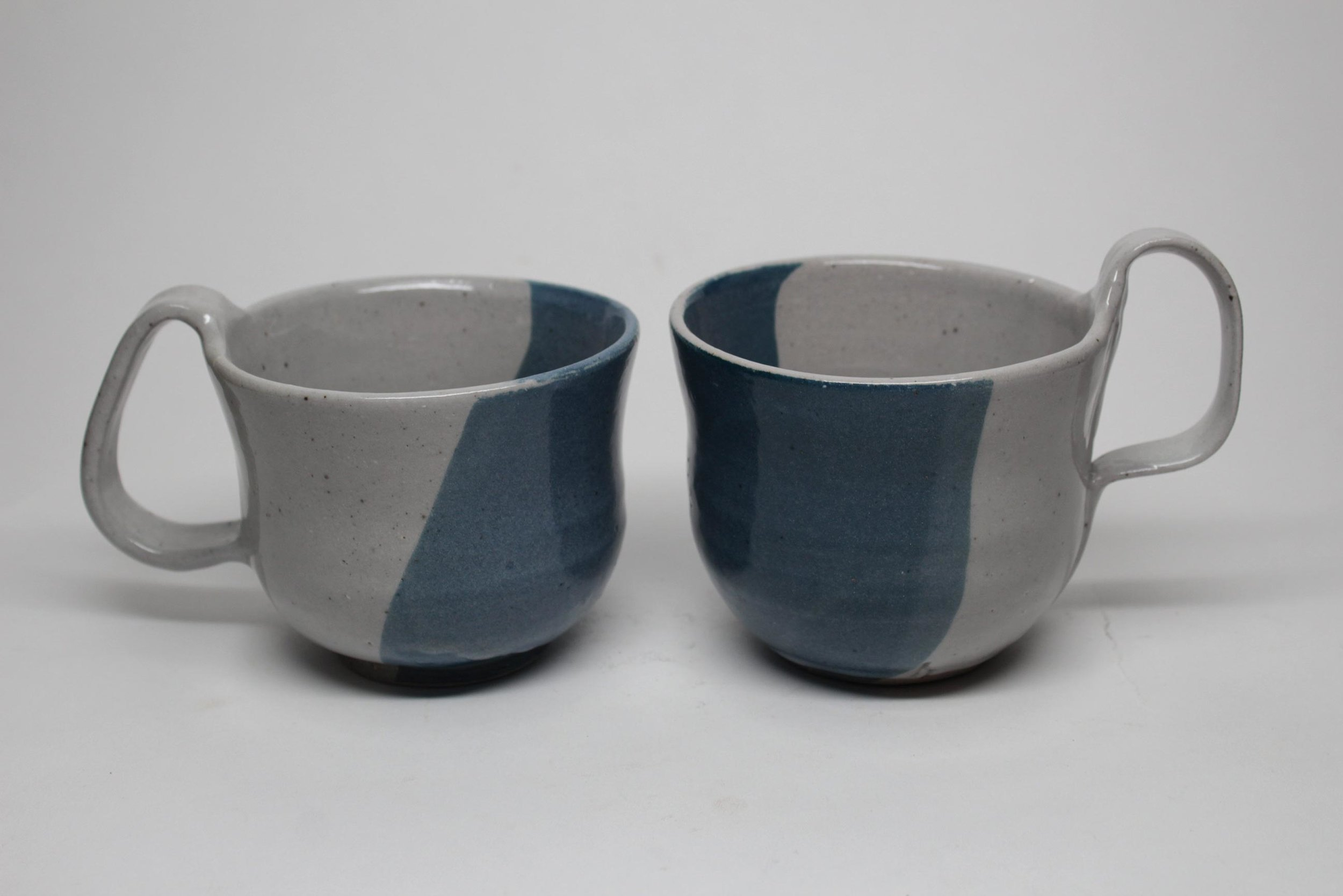 Horn_Opposing Forces_Thrown Stoneware_6 inches tall - 2.jpg