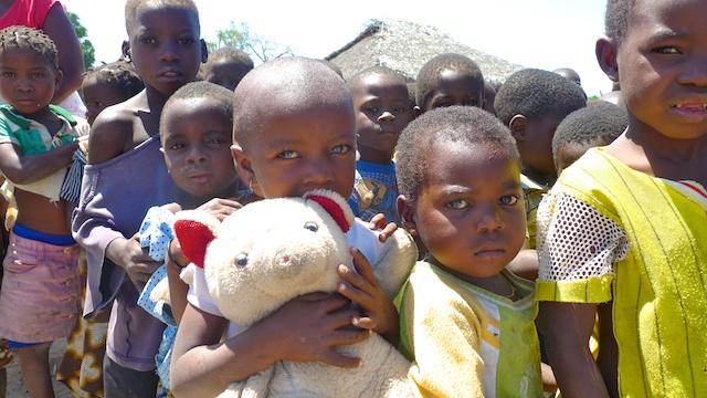 Nursary children lining up for food (1).jpg
